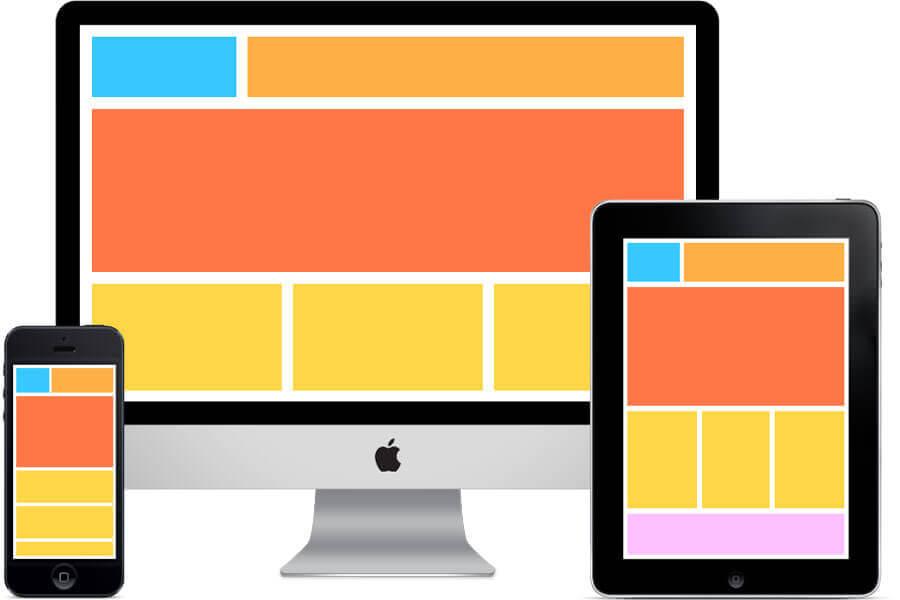Thiết kế giao diện trang web theo chuẩn responsive