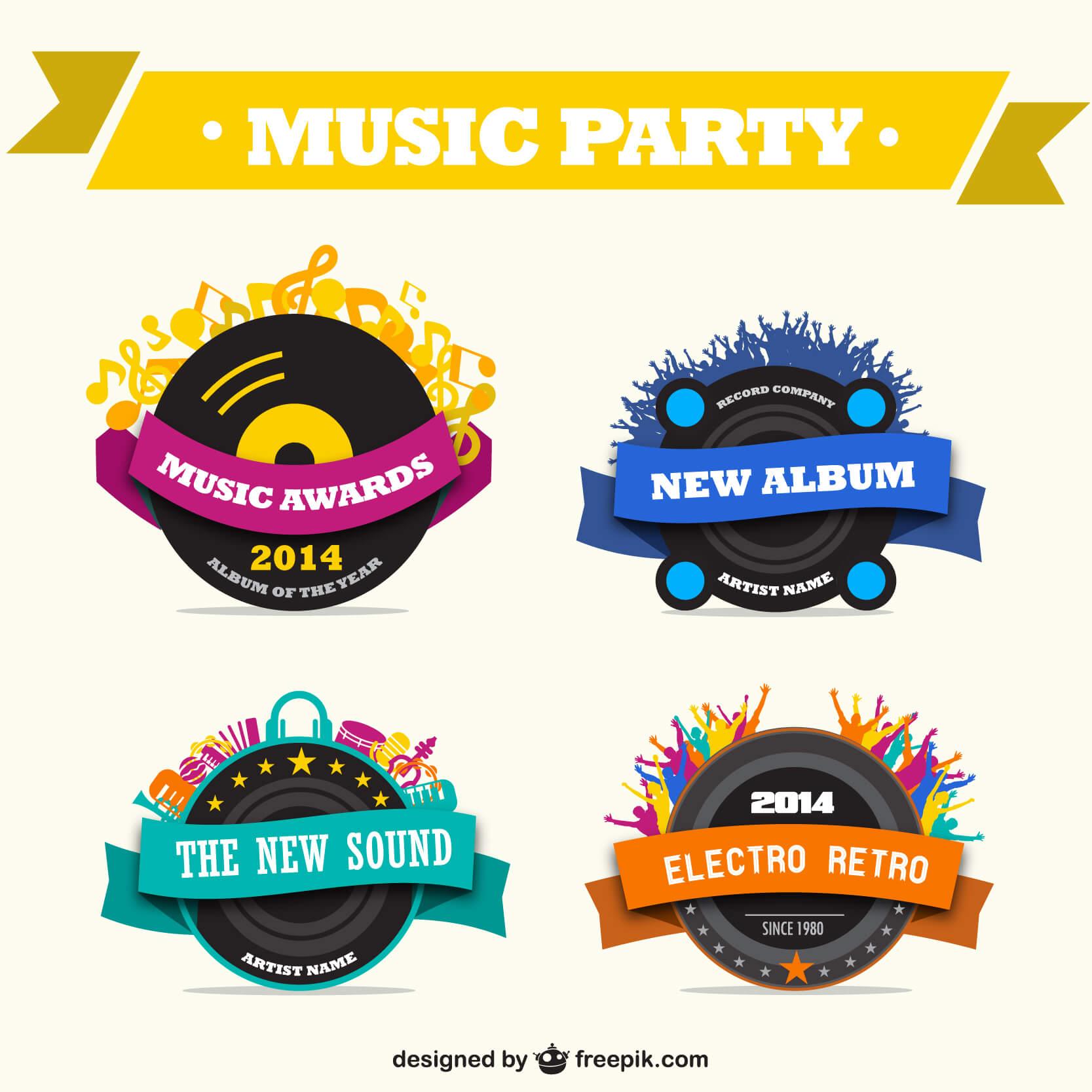 Website giới thiệu album ca nhạc, một kênh marketing tuyệt vời