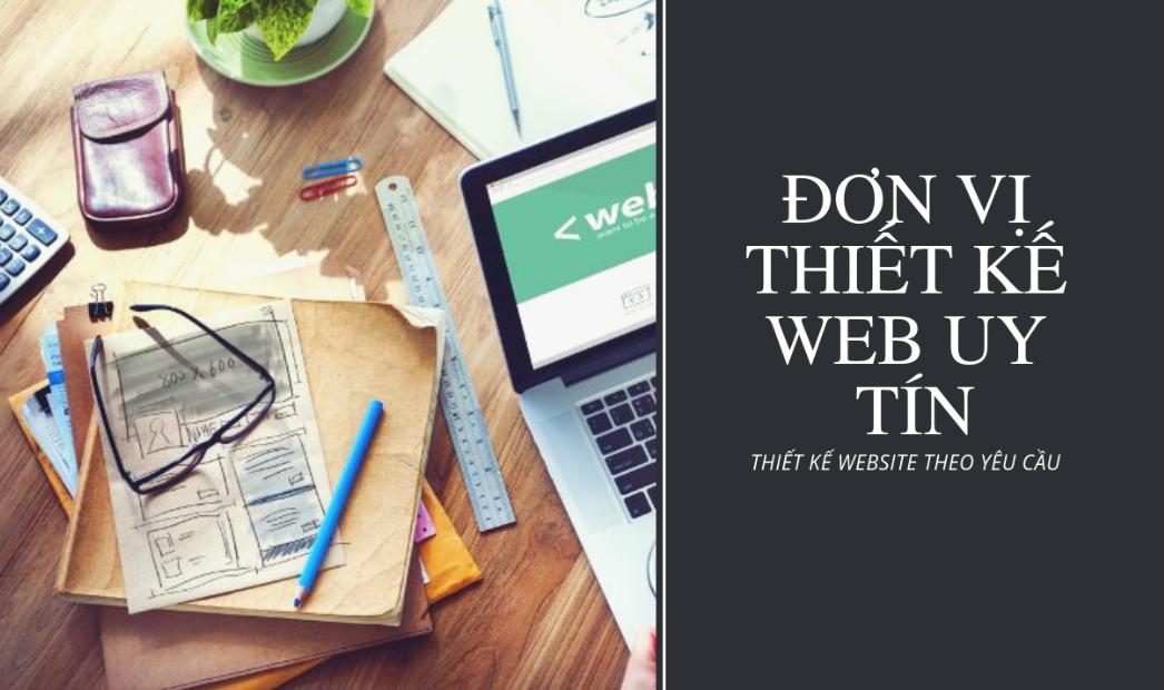 Chọn công ty làm web uy tín.