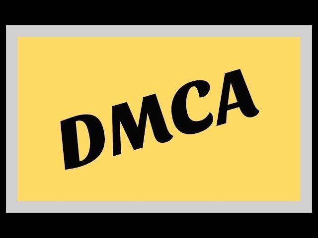 DMCA là một đạo luật nhằm bảo vệ bản quyền về trí tuệ của con người