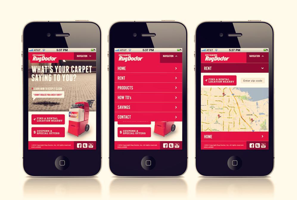 Tối ưu hóa website spa cho người dùng điện thoại