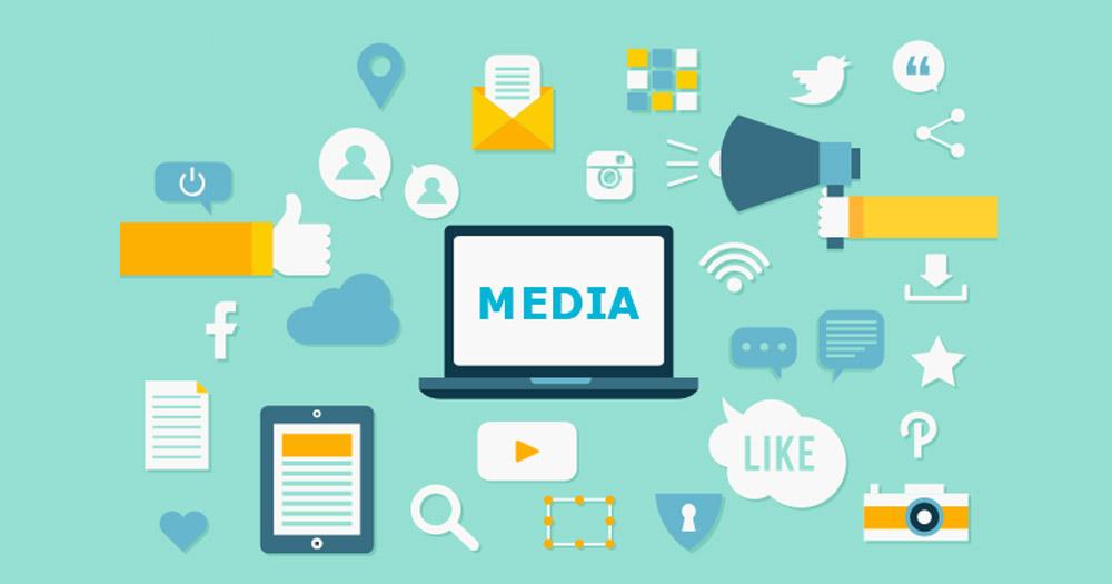 Định nghĩa về media