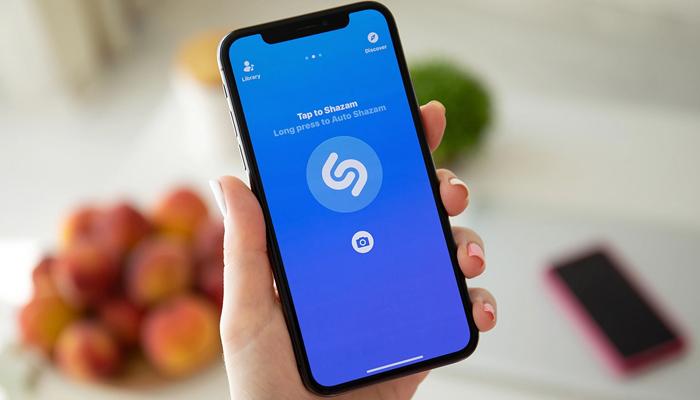 Ứng dụng nhận diện bài hát qua giai điệu - Shazam