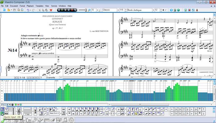 Phần mềm sáng tác nhạc và vai trò quan trọng không thể thiếu
