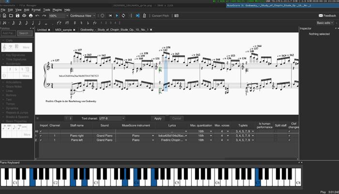 Phần mềm soạn nhạc miễn phí - MuseScore